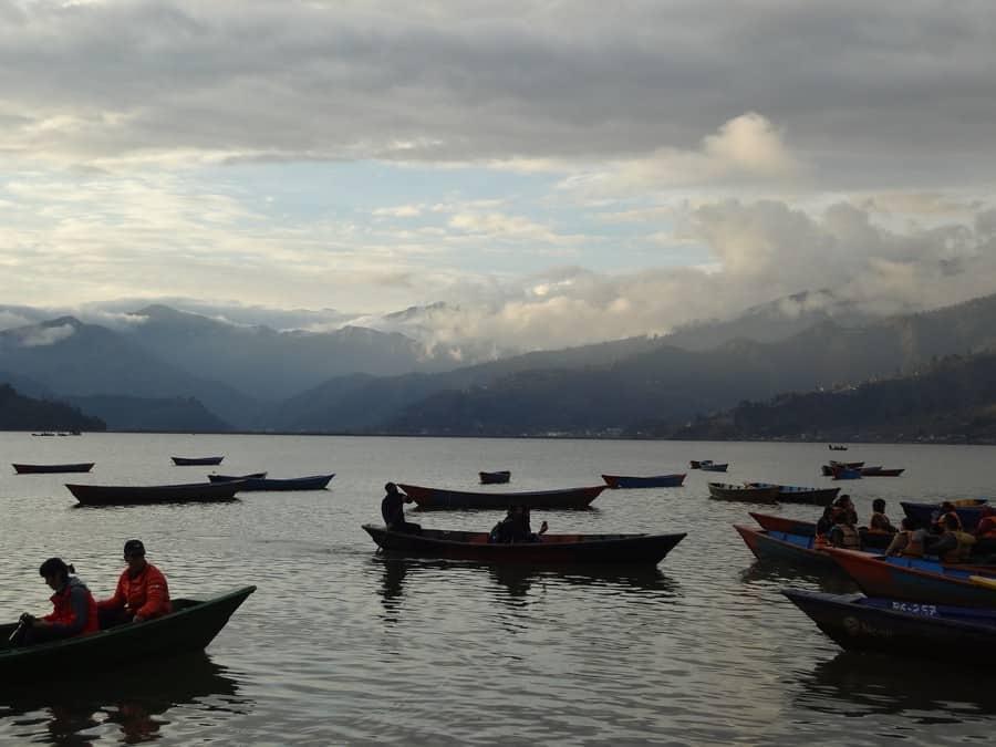 Kayaking - Outdoor Activities in Pokhara