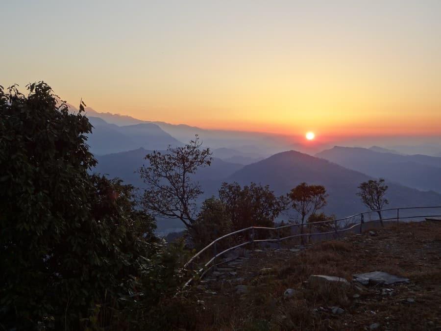 Sunrise at Sarangkot - Outdoor Activities in Pokhara