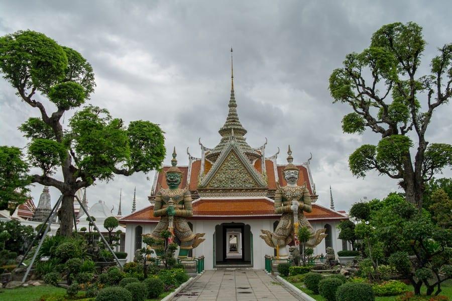 Things to do in Thailand - Wat Arun Temple Bangkok