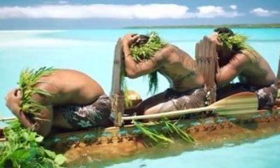 Cook Islands Air NZ Safety Video