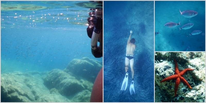 Freediving Italy