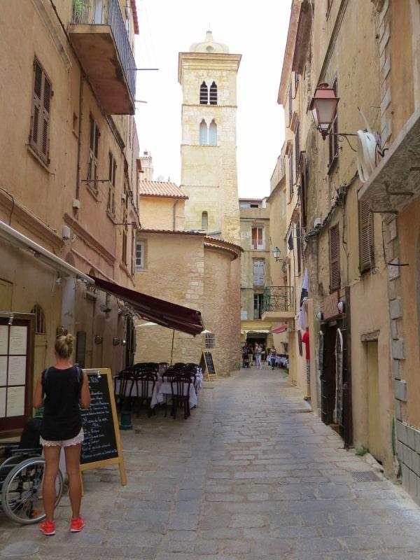 Bonifacio street
