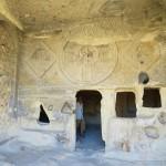 Exploring Çavuşin Castle in Cappadocia: Photo Essay
