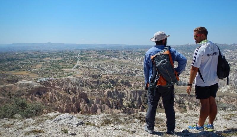 Top of Cappadocia Trekking