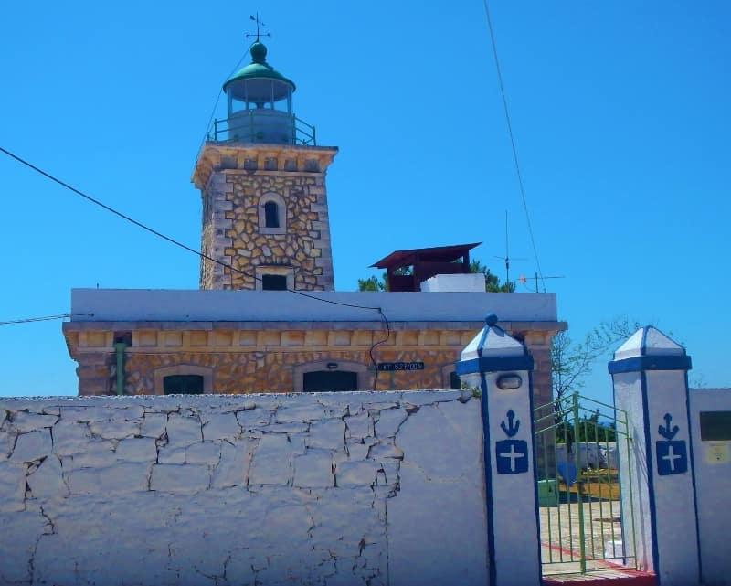Lighthouse Lakka Paxon