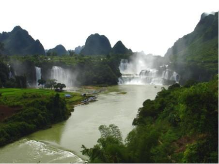 China Waterfalls