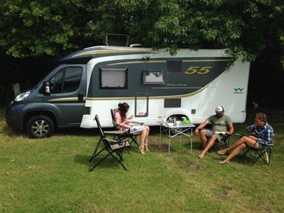 Planning a campervan trip 2