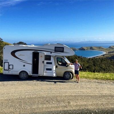 planning a campervan trip 1