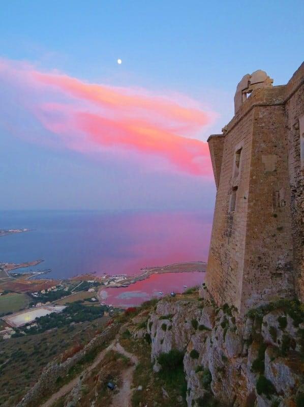 Favignana castle