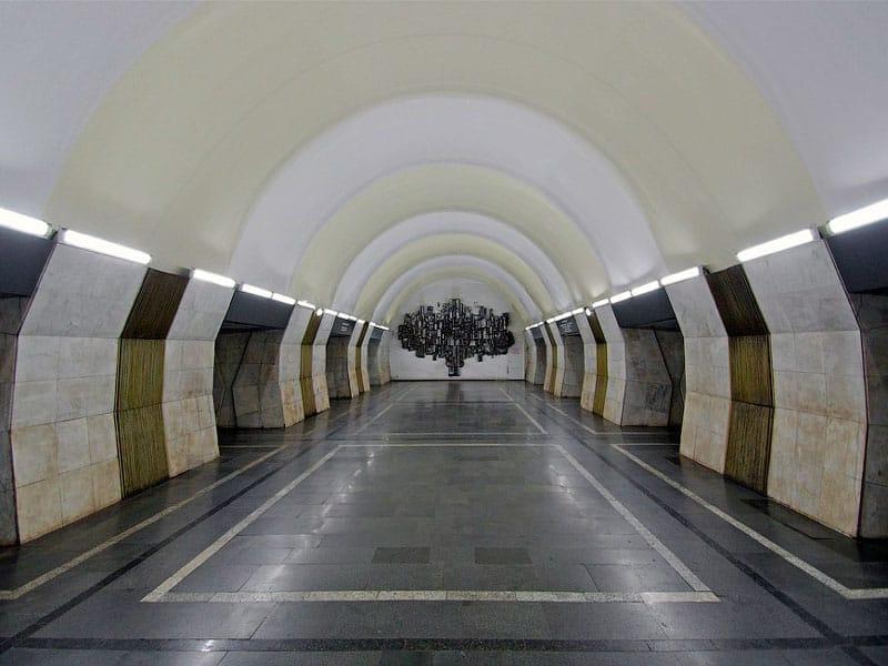 Yerevan subway