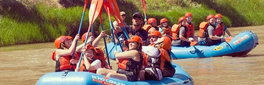 Group Rafting Image #1