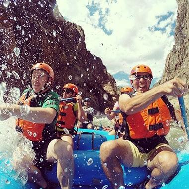 Group Rafting Image #2