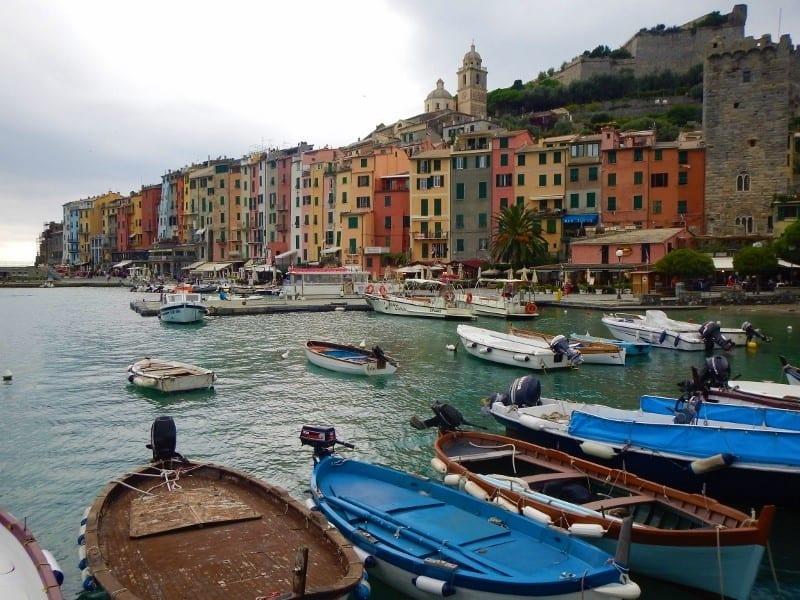 Porto Venere the sixth Cinque Terre town